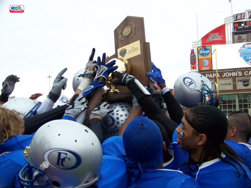 Trophy hoist 1