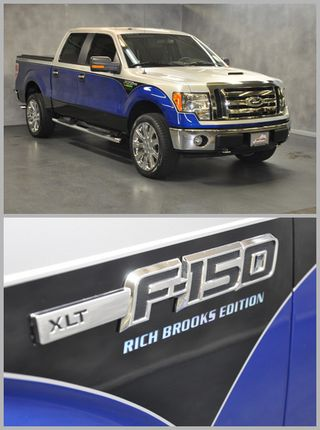 Paul Miller Ford in Lexington now has in stock the exclusive 2009 Rich