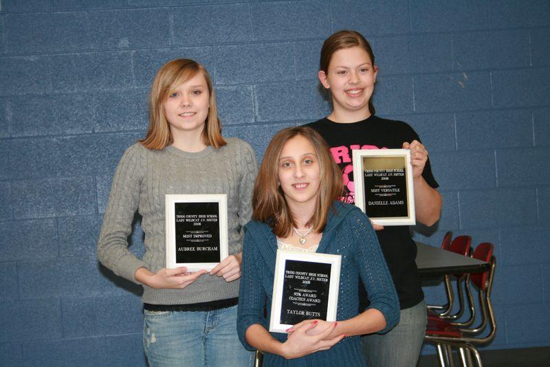 JV awards