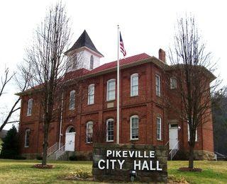 PikevilleCityHall