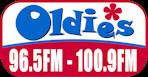 Oldies logo black