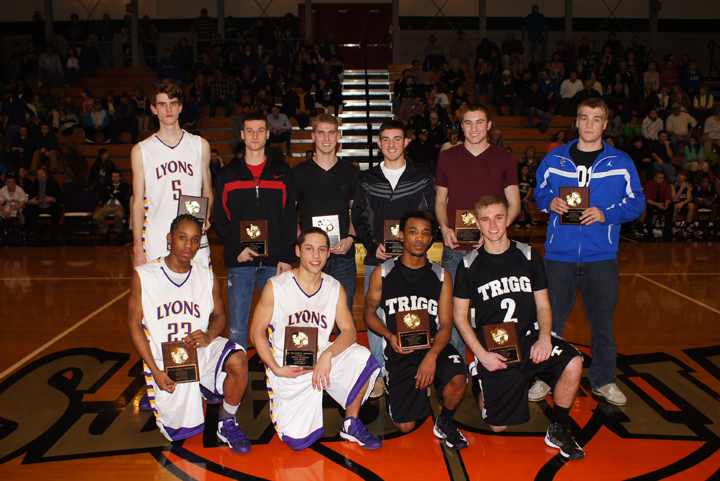 2013 Boys All District